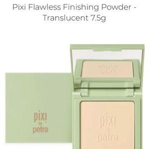 Pixi flawless finishing translucent powder makeup
